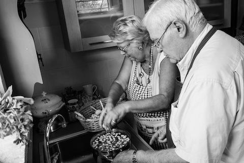 Genius Loci cooking classes - pasta e fagioli