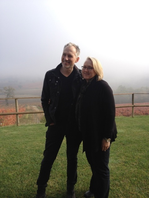 David & Julie Thomas C&G 2014