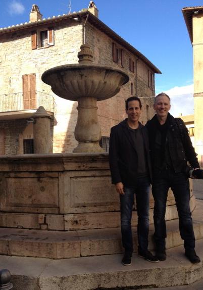 Mark & David C & G 2014