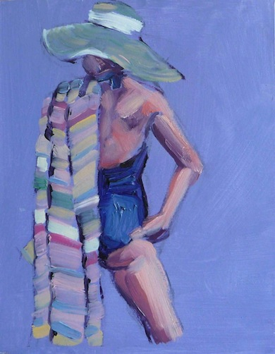 Nancy Thomson - artist