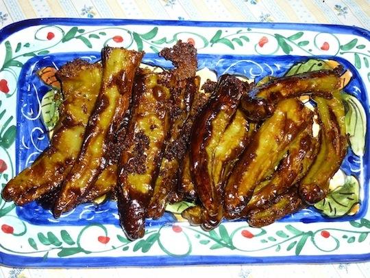 roasted frigitelli peppers