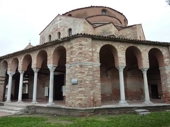 Santa Fosca Torcello, Venice, Italy