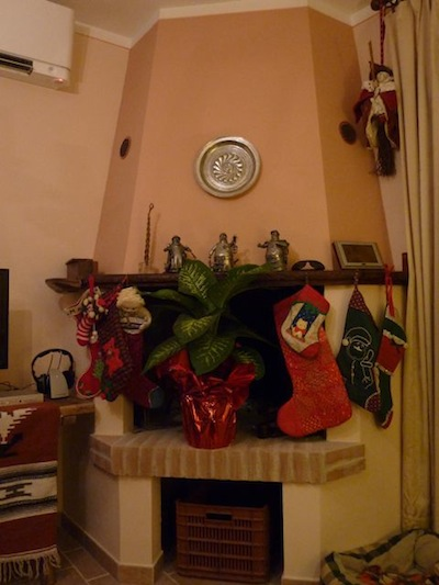 the Befana Holiday in Umbria