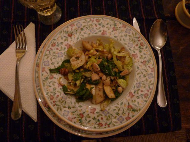 Umbrian winter salad