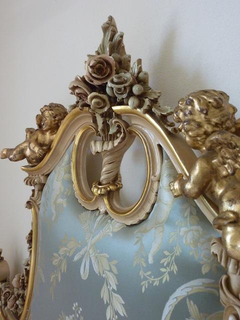 furnishings of self-catering apartment at Genius Loci Umbria
