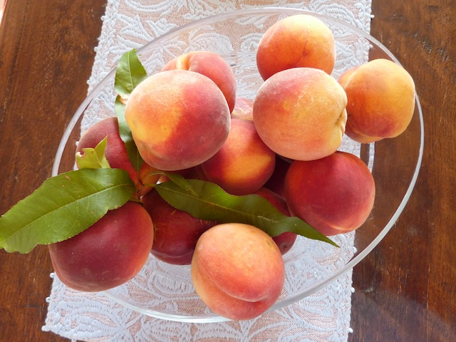 Umbrian summer fruit