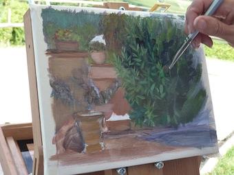 Art Workshop in Umbria