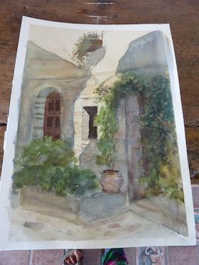 art schools in Umbria