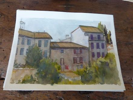 Painting tours in Umbria