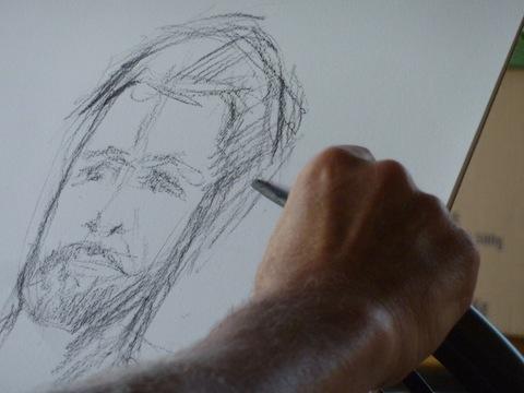 Drawing workshops umbria