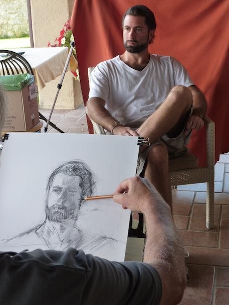 art classes in Umbria