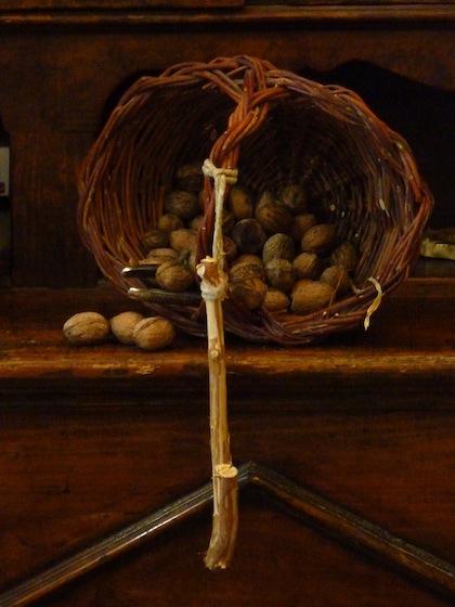 Umbrian walnuts