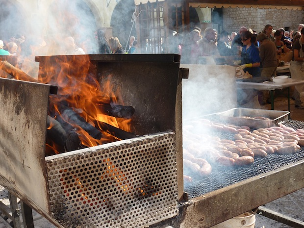 Umbria in the Fall - Food Festivals