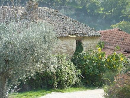 Umbria - farmhouse