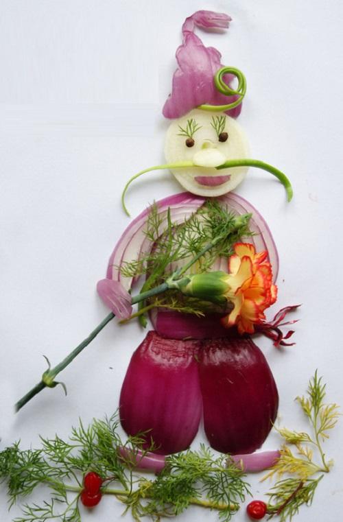 beautiful onion art1