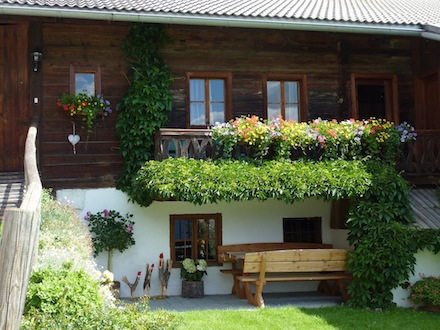 charming South Tyrolean houses
